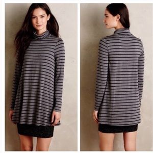 Bailey 44 layered turtleneck dress